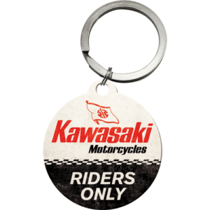 Kawasaki - Riders Only avaimenperä