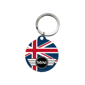 Mini Union Jack avaimenperä