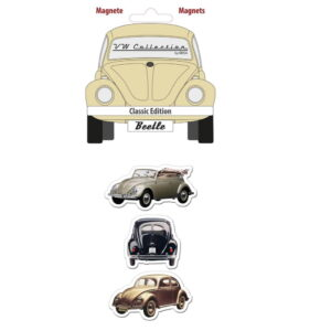 "VW Beetle ""Classic Edition"" magneettisetti"